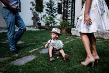 Заснемане на кръщение от фотограф от Варна.